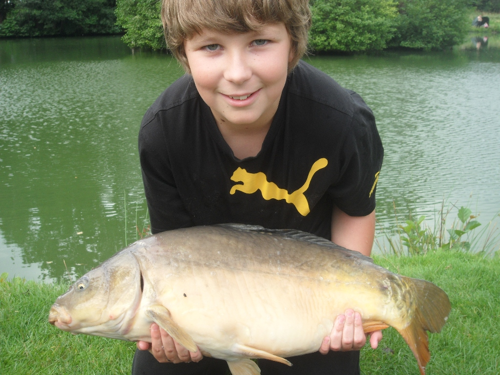 Lymm anglers latest catch reports lymm angling news for Charlie s fishing report