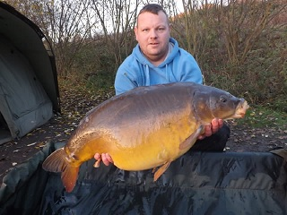 Paul Roughsedge Wrinehill 29lb 8oz Carp