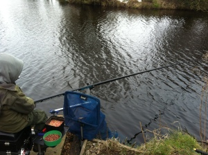 Richard on Peg 12