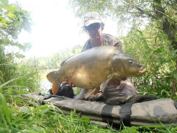 Ian Futcher Carp Chester Specimen Lake