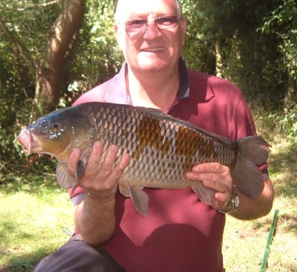 John Byres Spring Pool Koi Carp 10lb 4oz