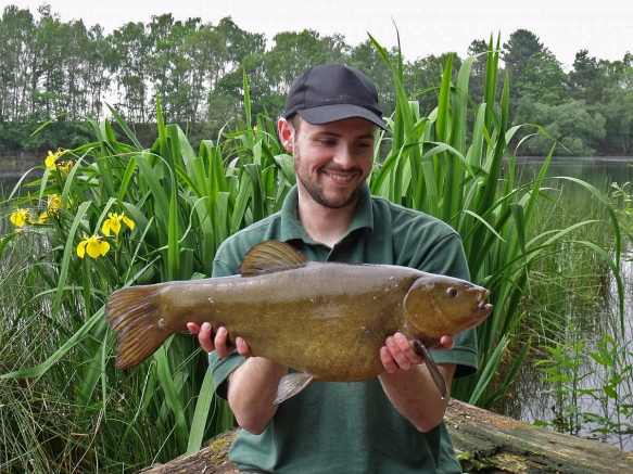 …then another at 8lb 14oz !