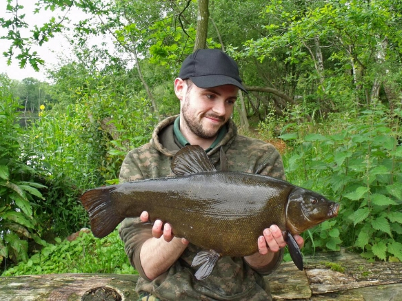 First, one new pb at 8lb 12oz……..